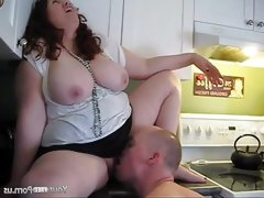 Milf bbw jennifer gets a..