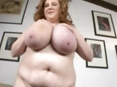 Mature chubby slut around..