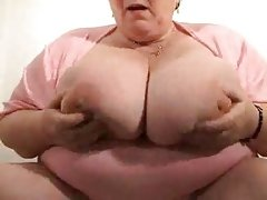 Leona -granny with huge..