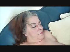Fat old german granny fuck video