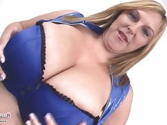 Big tits mature carol brown..