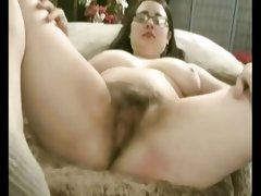 Hairy chubby ex girlfriend..
