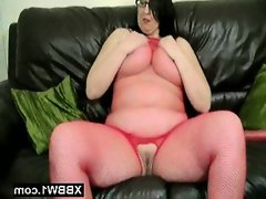 Seductive horny bbw hard..