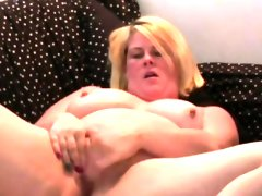Amateur chubby blondie hot..