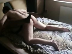 Fat milf having sex with her..