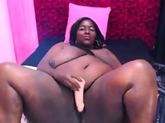 Black bbw with some thick..