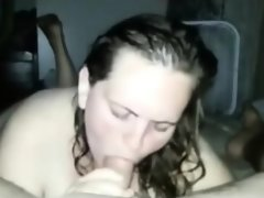 Bbw amateur loves giving..