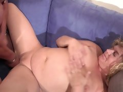 German bbw mother and dad in..